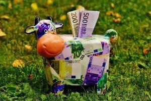 Levantamento de depósitos dos bancos
