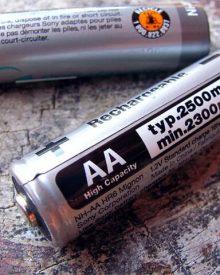 Como poupar dinheiro usando pilhas recarregáveis