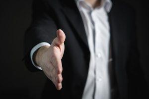 negociar uma oferta de trabalho