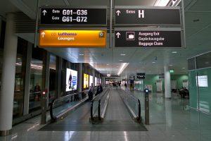 taxas de aeroporto