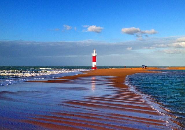 férias na praia do farol