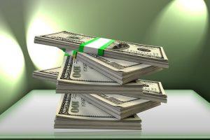 criação de dinheiro