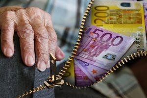 dinheiro na reforma
