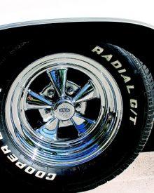 poupar nos pneus