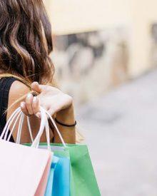 Controle-se nas compras, antes que as compras o controlem a si