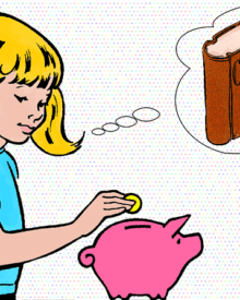 Poupar Dinheiro Para Crianças