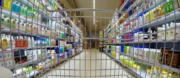 compras do supermercado